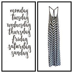 Anthropologie | Sunday-Monday Maxi Dress